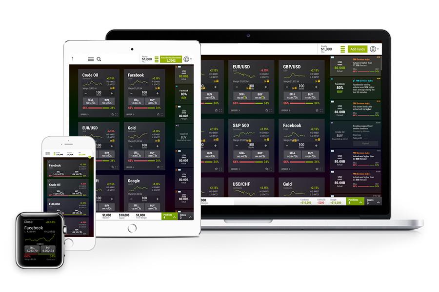 ParagonEX Trader web